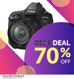 Grab 10 Best Black Friday Canon EOS-1D X Mark III Deals & Sales 2020