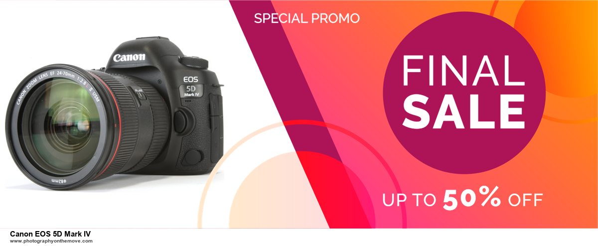 25 Best Canon EOS 5D Mark IV Black Friday Deals 2020 | Up To 60% OFF