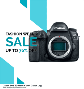 Top 11 Black Friday Canon EOS 5D Mark IV with Canon Log Deals Massive Discount 2020