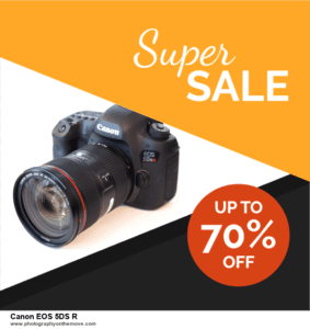 List of 16 Canon EOS 5DS R Black Friday Deals [Extra 50% Discount] 2020