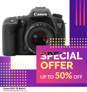 19 Best Black Friday Canon EOS 7D Mark II Deals 2020 [Up to 40% OFF] 2020