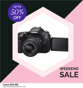 19 Best Black Friday Canon EOS 90D Deals 2020 [Up to 40% OFF] 2020