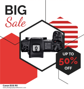 15 Best Black Friday Canon EOS R5 Deals 2020 | 40% OFF