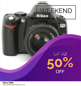 25 Best Nikon D40x Black Friday Deals 2020 | Up To 60% OFF