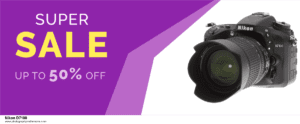 16 Best Nikon D7100 Black Friday Deals | Big Discount 2020