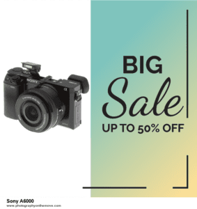 Top 5 Black Friday Sony A6000 Deals 2020 | Buy Now