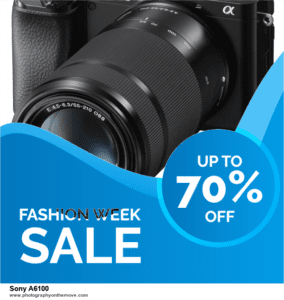 19 Best Sony A6100 Black Friday Deals Sales 2020