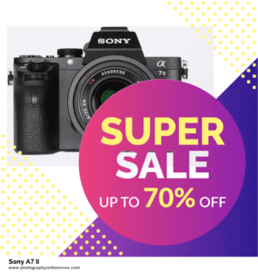 List of 10 Best Black Friday Sony A7 II Deals 2020
