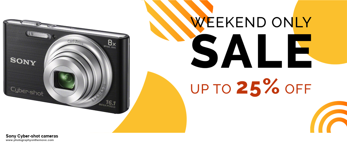 Top 15 Black Friday Sony Cyber-shot cameras Deals [Grab Now] 2020