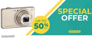 25 Best Sony Cyber-shot WX220 Black Friday Deals 2020 | Up To 60% OFF