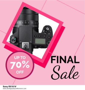 13 Exclusive Black Friday Sony RX10 IV Deals 2020